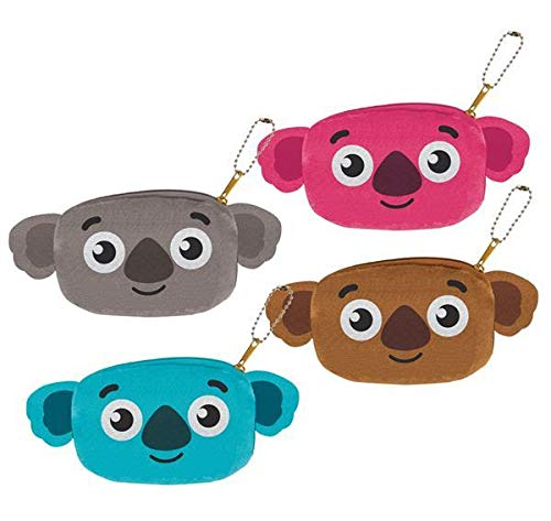 DollarItemDirect 5.75'' Koala Coin Purse, Case of 288