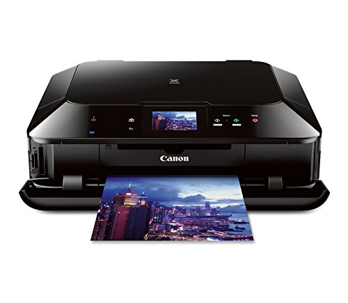 Canon PIXMA MG7120 Wireless Color Photo All-In-One Printer, Black (Discontinued by Manufacturer) from Canon