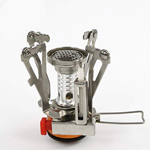 GDFGDFG Camping Stove Portable,Fire Maple Fire Starter Stove Backpacking Stoves Single Windproof for Stainless Steel Outdoor