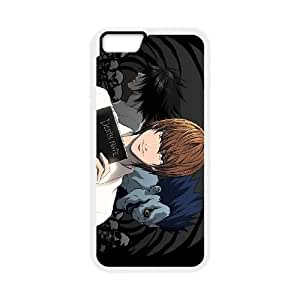 Death Note iPhone 6 Plus 5.5 Inch Cell Phone Case White Kdiwm