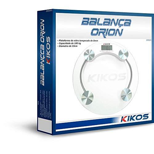 Balanca Orion, suporta até 150kg, 31x31cm, Kikos