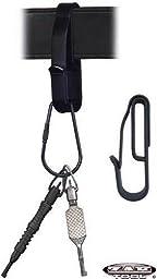 Zak Tool Zak Tactical Key Ring Holder - ZAK-54 - 2 Pack