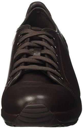MBT Basses 118n Sneakers Nappa Coffe Marron Black Femme Batini 8wa4qEx8