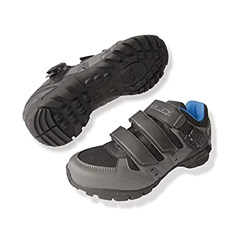 Xlc Zapatillas All MTB- cb-m09 Antracita/Negro 42 (Zapatillas MTB)