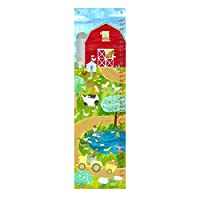 Oopsy Daisy Farm Friends Growth Chart