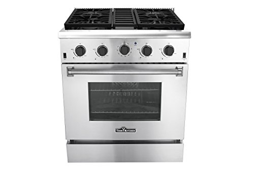 Pro Style Convection Gas Range (Thorkitchen HDM3001U 30