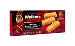 Walkers Shortbread Fingers, 5.3-oz. Boxe...