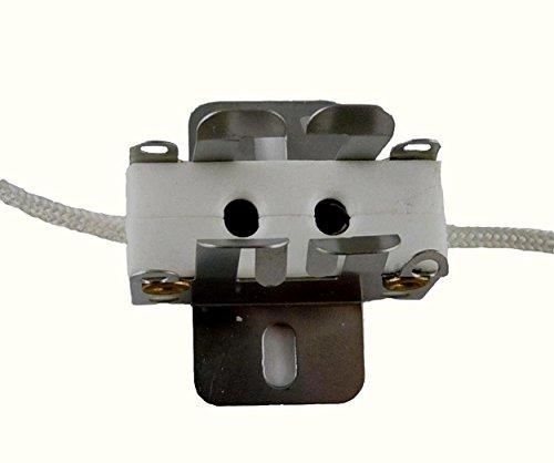 (Buhl QCJ11-6 Socket For GY9.5 And GZ9.5 Based Bulbs )