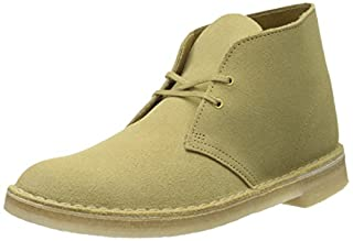 Clarks Men's Desert Chukka Boot, Maple, 7.5 M US (B00MMYNVA8) | Amazon price tracker / tracking, Amazon price history charts, Amazon price watches, Amazon price drop alerts