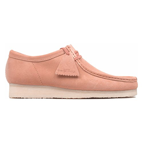 Rosa Stringate Uomo Pink Scarpe Clarks Originals q0xEw8YI