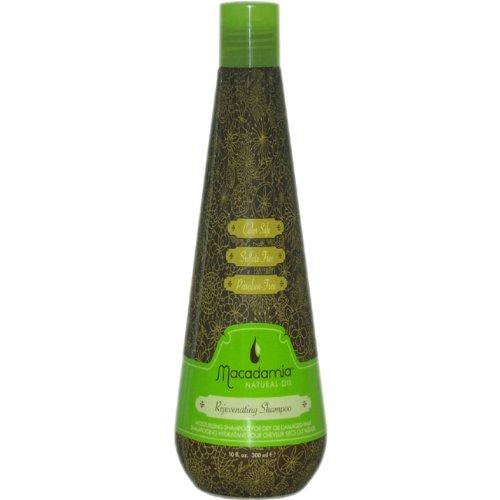 Macadamia Shampooing Revitalisant à l'huile, 10 oz Bouteille