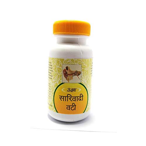 Unjha Sarivadi Vati-80 Tablets (Pack Of 2)