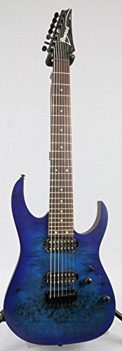 [해외]Ibanez RG 시리즈 RG7421PB 7 현 일렉트릭 기타/Ibanez RG Series RG7421PB 7-String Electric Guitar