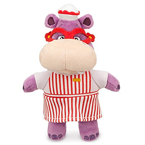 Disney-Jr-Doc-McStuffins-8-Hallie-Hippo-Bean-Bag-Plush-Doll