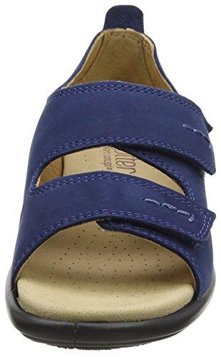 Hotter Damen Florence Sandalen blau (marineblau)