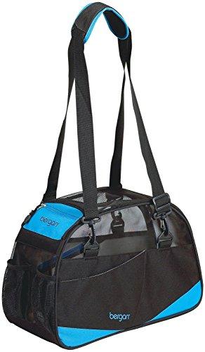 Bergan Comfort Carrier (Bergan Voyager Comfort Carrier - Black/Blue - Small)