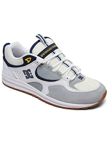 DC Scarpe Sneaker Uomo Kalis Lite Bianco zvz5CWrnwq