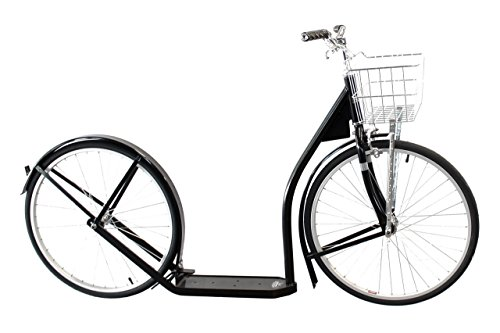 """Amish-Made Deluxe Kick Scooter Bike - 24"""" Wheel"""