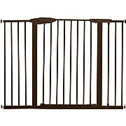 Munchkin Easy Close XL Metal Baby Gate, 29.5  - 51.6  Wide, Bronze, Model MK0009-111