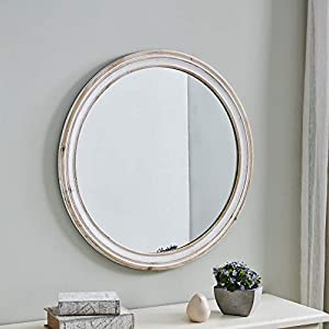 White Framed Wall Mirrors