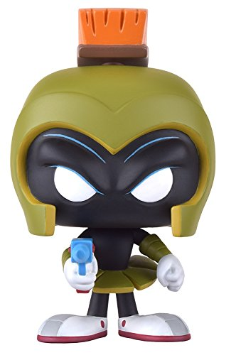 - Funko POP Animation: Duck Dodgers - Marvin Martian Action Figure