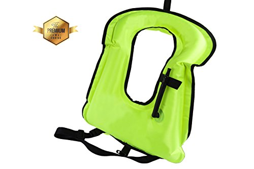 THEHOPE Inflatable snorkel vest jacket product image
