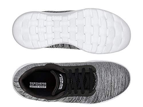 SKECHERS Performance(スケッチャーズ) レディース 女性用 シューズ 靴 スニーカー 運動靴 GOwalk Joy - 15633 - Black/White [並行輸入品]