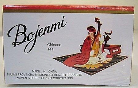 Bojenmi thé chinois soutient la perte de poids, paquet de 4