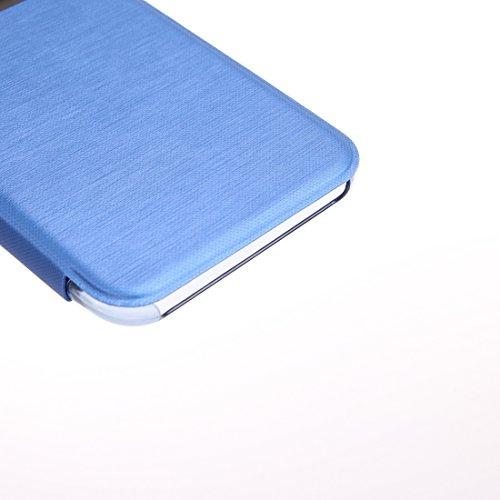Wkae PU + PC Horizontaler Schlag-Leder-Kasten mit Anruf-Anzeigen-Identifikation für iPhone X ( Size : Ip8g8016l )