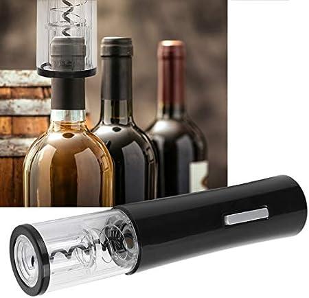 Sacacorchos automático, abridor de Vino eléctrico fácil de operar, abridor de Vino Duradero, sacacorchos, para el hogar de la Cocina