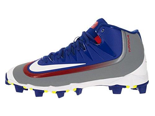Nike Huarache Mens 2kfilth Chiave Di Volta Metà Di Baseball Bitta Blu