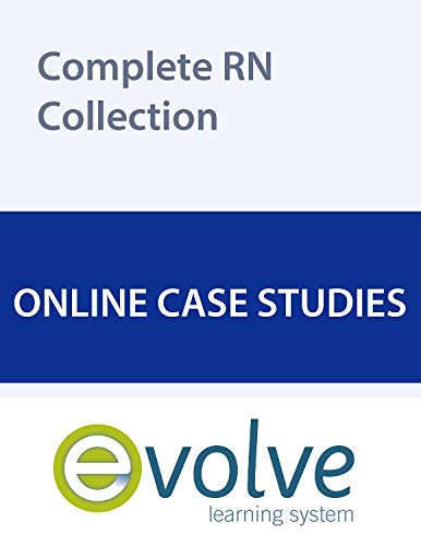 Evolve Apply: Complete Rn Online Case Studies (Evolve Apply: Online Case Studies)