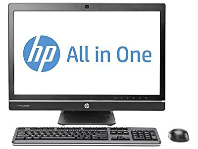 "HP Elite 8300 23"" Full HD All in one Desktop Computer, Intel Quad-Core i5-3470S 2.9GHz, 8GB RAM, 500GB HDD, DVDRW, USB 3.0, WIFI, DisplayPort, Windows 10 Professional (Certified Refurbished)"