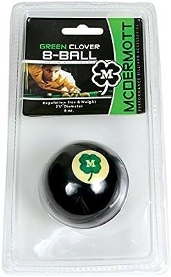 McDermott formación pelota bolas de billar carambola Carom billar accesorios profesionales, 8-Ball [ 57.2 mm ]: Amazon.es: Deportes y aire libre