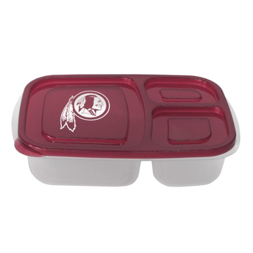 NFL Washington Redskins Lunch Container with Lid
