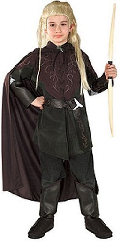 Kids Legolas Costume - Child Large