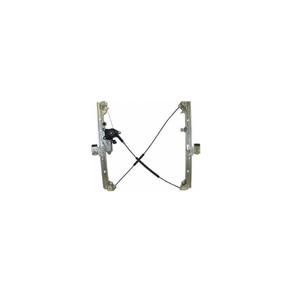 99 04 CHEVY CHEVROLET SILVERADO PICKUP FRONT WINDOW REGULATOR LH (DRIVER SIDE) TRUCK, Power, with Motor, Assy (1999 99 2000 00 2001 01 2002 02 2003 03 2004 04) C462936 15101785