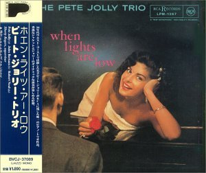Pete Jolly Trio And Friends The Sweet September