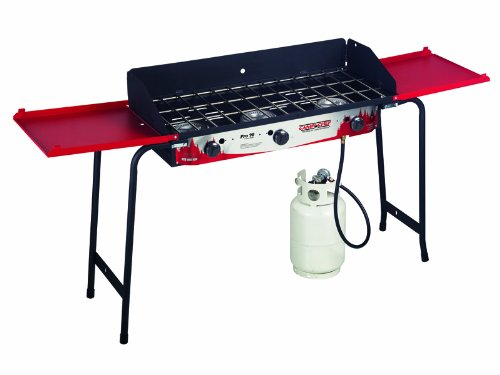 Camp Chef Pro 90 Triple Burner Stove