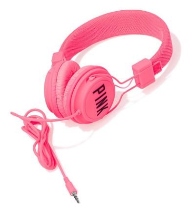 victorias-secret-pink-dj-headphones-neon-hot-pink-bonus-vs-decal