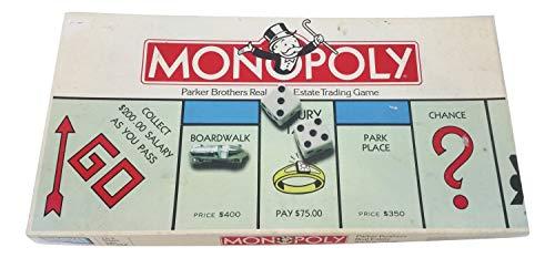 - Monopoly, 1985 Editon