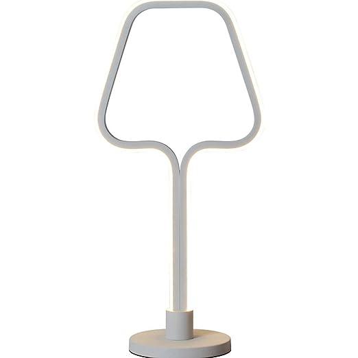 Amazon.com: ZXUE Lámpara de mesita de noche creativa nórdica ...