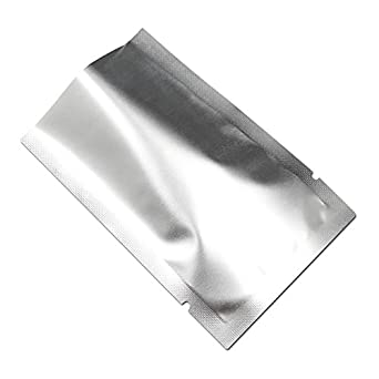 Amazon.com: 3.5 x 5.1 inch envase de 100 piezas Mylar Heat ...