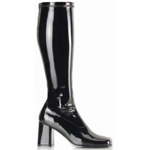 Funtasma Av Pleaser Womens Gogo-300 Boot Svart