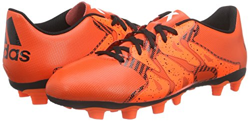 Orange Adidas 15 X De Chaussures 4 Orange Football bold White ftwr Homme Fg Rot Rouge solar qqRrwZC