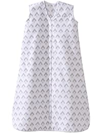 SleepSack, Micro-fleece, Brushed Aztec, Gray, Small