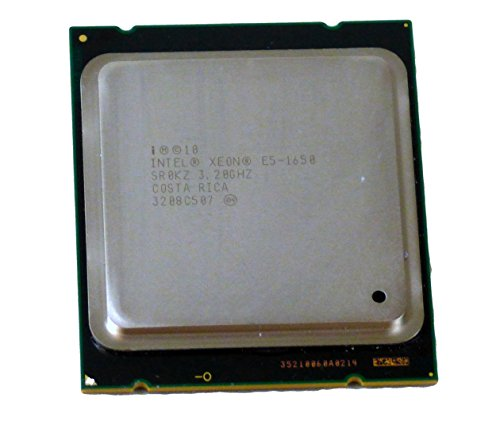 Intel Xeon E5-1650 3.2GHz 6-core 12MB Cache LGA 2011 Processor SR0KZ by Intel