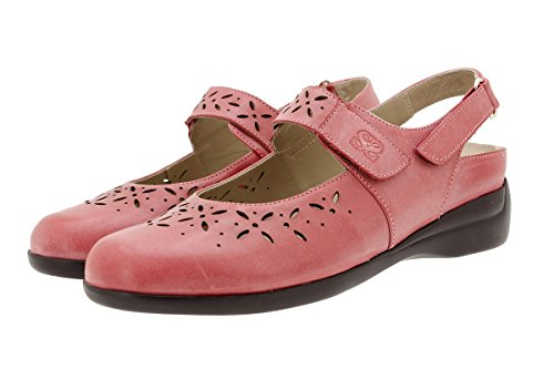Chaussure Confort Mary jane Tucson Rojo 180680 Piesanto Femme wtHfqq