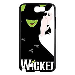 Samsung Galaxy Note 2 N7100 Phone Case Cover Wicked W8339
