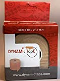 "Product review for Dynamic Tape, 2"" X 16.4' (5CM X 5M), Beige Tattoo, Single Roll"